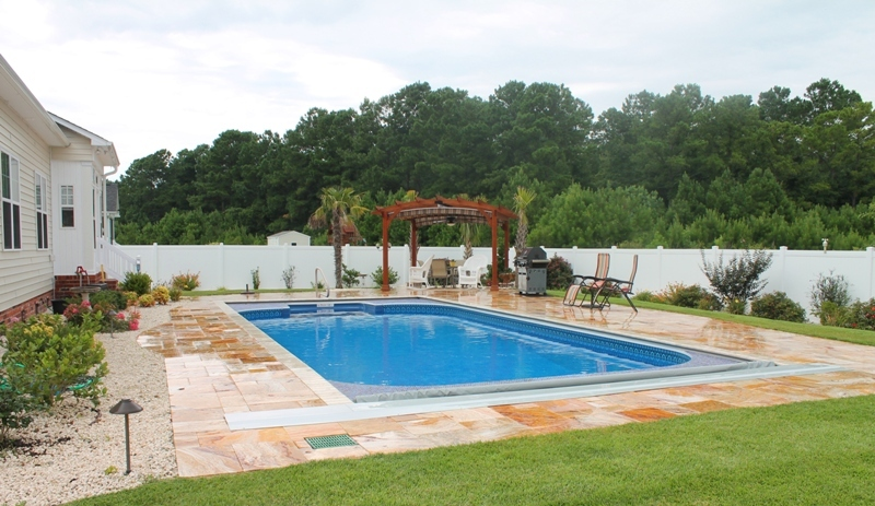 A Pool Renovation Gone Right!